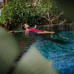Amathus Spa Hotel In Limassol Salt Water Pool